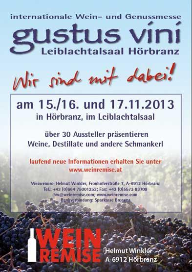 Weinmesse 2013